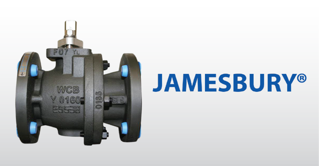 Ball Valve Jamesbury
