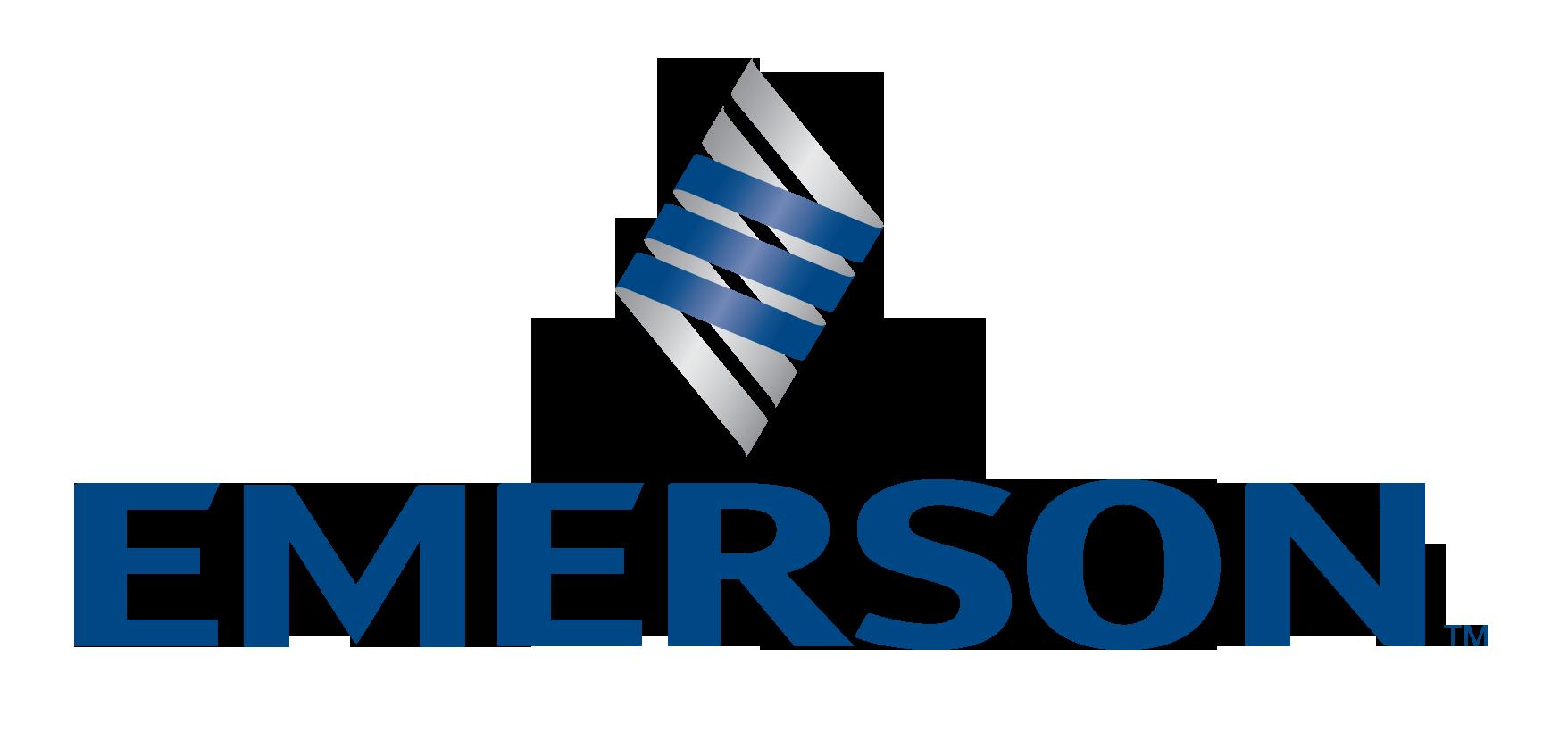 Rosemount Emerson Logo