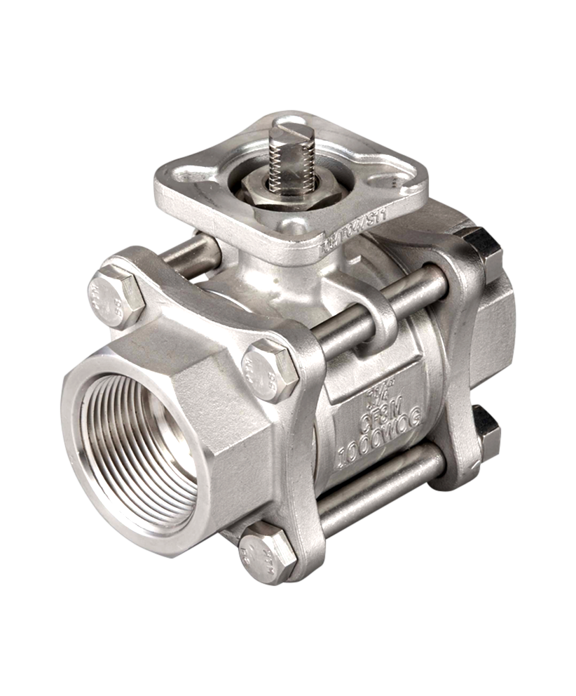 Powell Valves Ball Valve