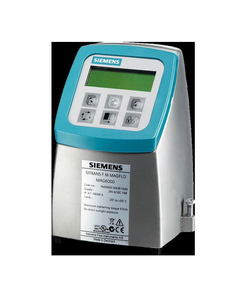 Siemens Flow Meter Transmitter
