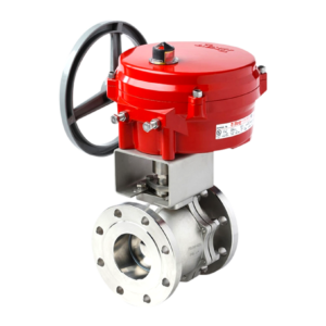 Jual Flanged Ball Valve Bray