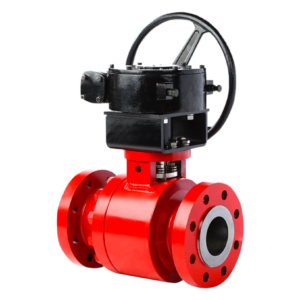 Jual Metal Seated Ball Valve Bray