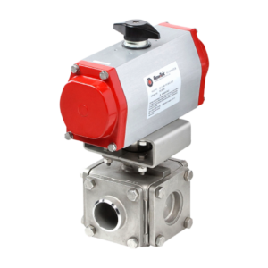 Jual Multi Port Ball Valve