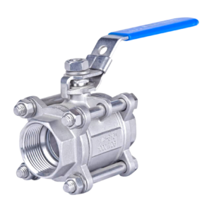 Jual Three Piece Ball Valve