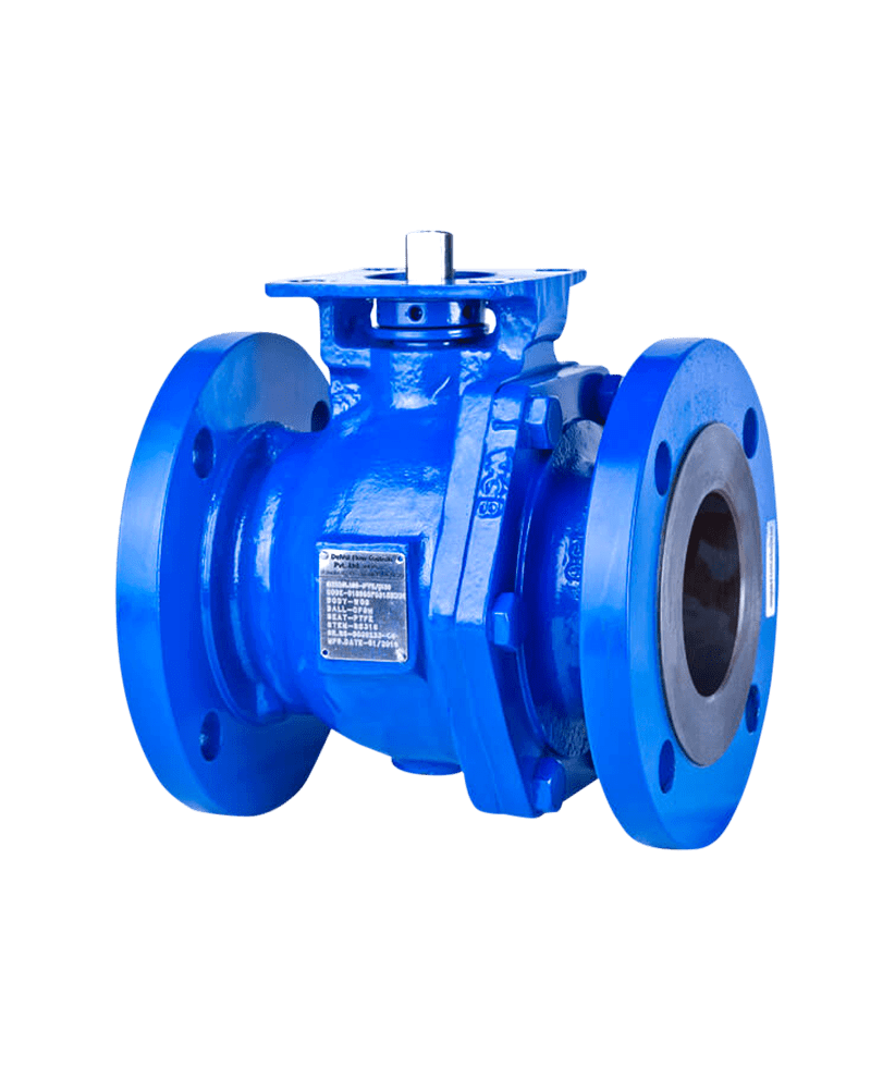 Floating Ball Valve Jamesbury