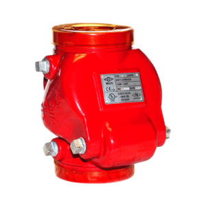 Jual Grooved Swing Check Valve TYCO