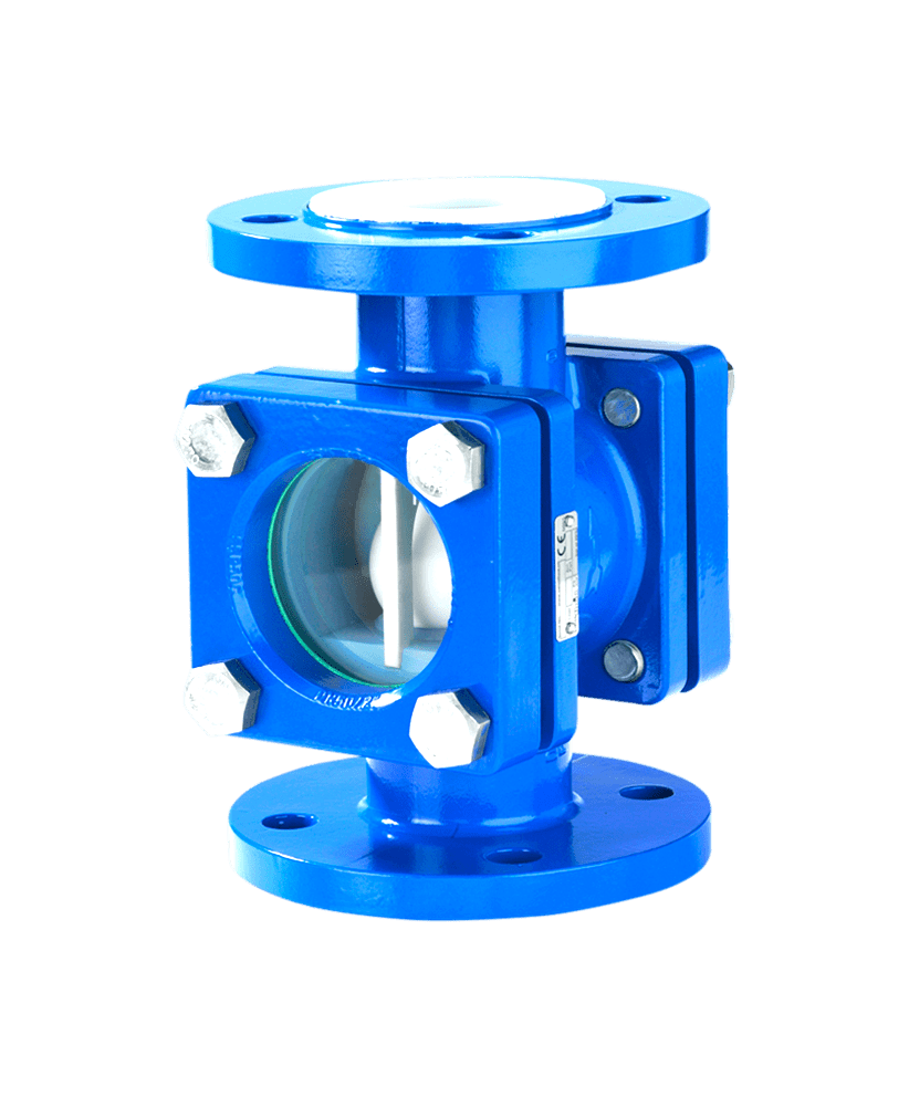 Jual Sight Glass Valve Flowtef