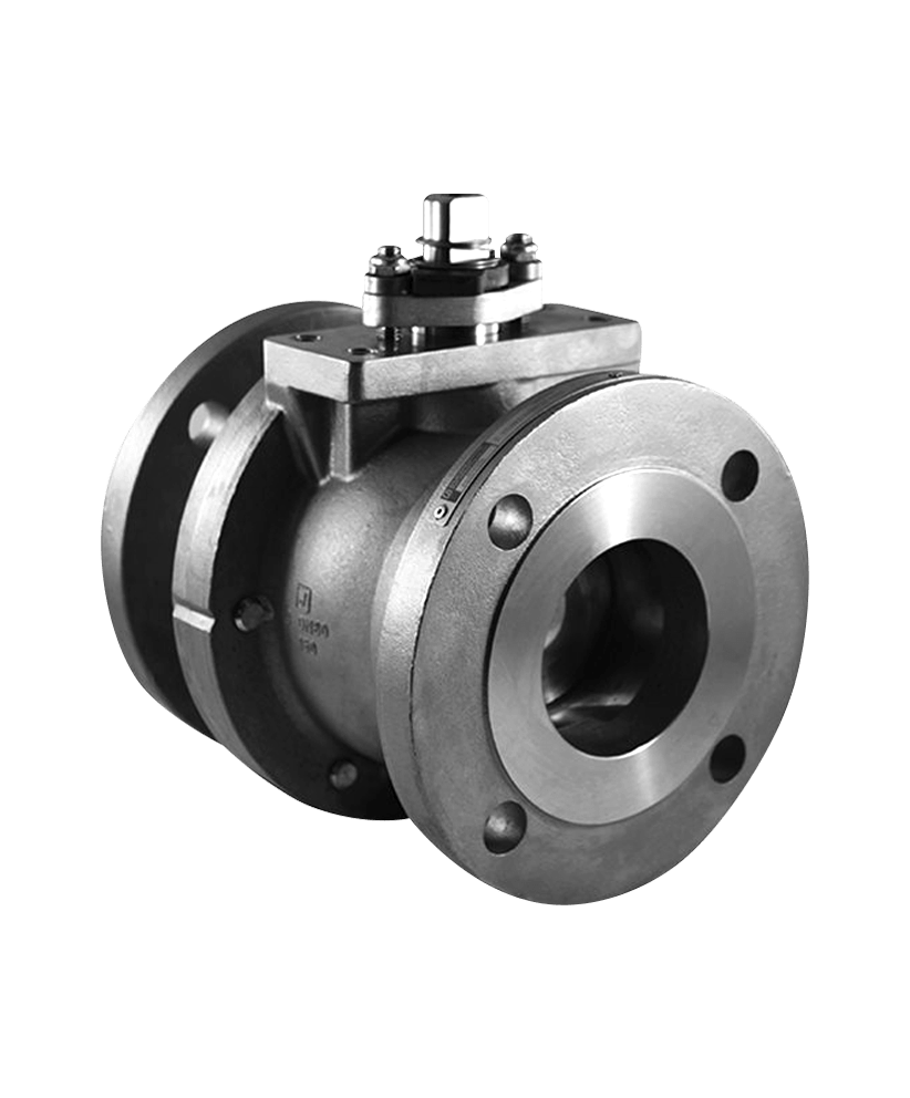 Split Body Ball Valve Jamesbury