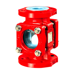 Jual Sight Glass Valve for Fire System Richter Ayvaz